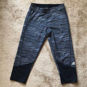 Adidas Small Gray Leggings